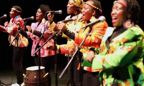 nobuntu female singers from Zimbabwe