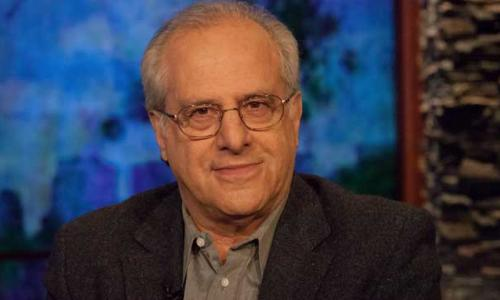 richard wolff with blue background
