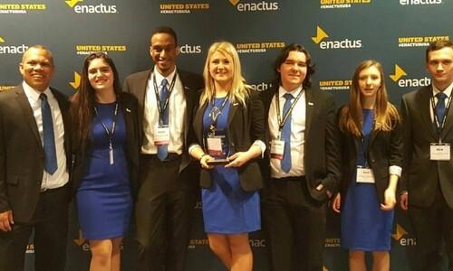 RVCC Enactus team named Regional League Champion