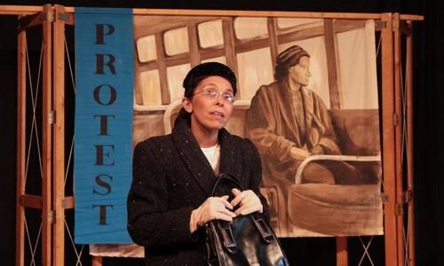 Rosa Parks show